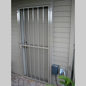 Basic Security Doors
