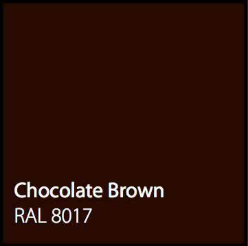 chocolate-brown
