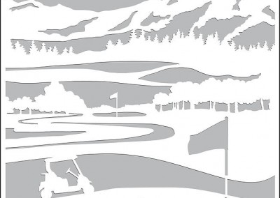 Golf Mt. Hood