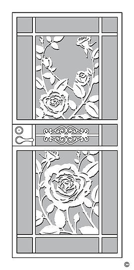 Full Rose Series