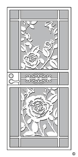 Full Rose Series