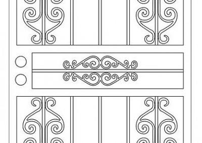 Doors C Scroll Combo