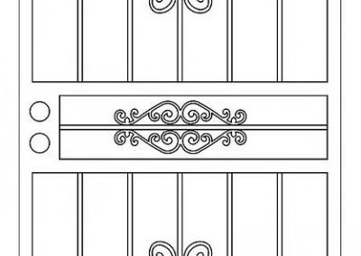 Doors Heart 39 Single