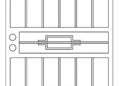 Doors Oriental Single