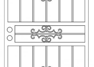 Doors Riviera Single
