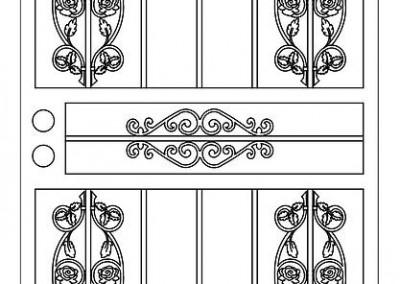 doors-rose-combo
