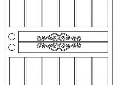 Doors Shield Single