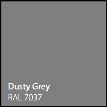 dusty grey