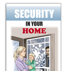 Home Security Evaluation Brochure