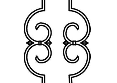 Mediterranean Scroll