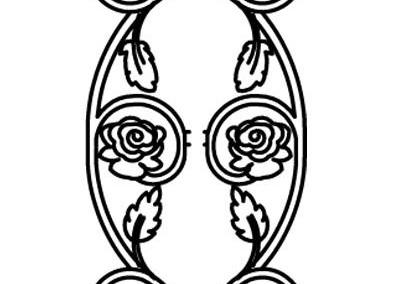 Rose Scroll