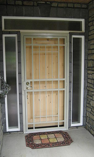 Storm Doors Craftsman Series