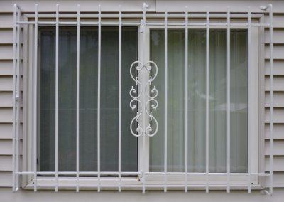 Window Guards - SS Heart 38