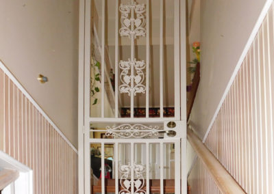 security-doors-standard-series-grapes-stairwell