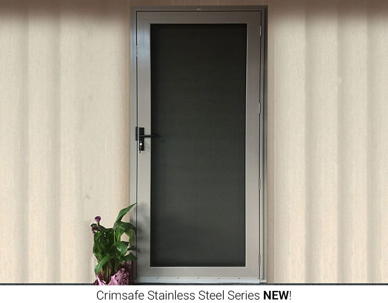 Crimsafe Stainless Steel Series